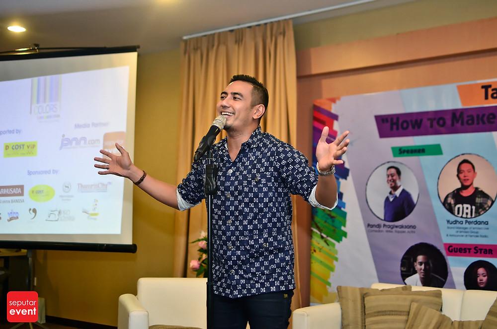 Universitas Mercu Buana Selenggarakan Talk Show How to Make a Successful event (5).jpg
