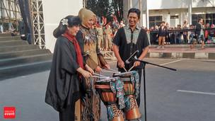 Jember Fashion Carnaval 2019 Resmi Dibuka