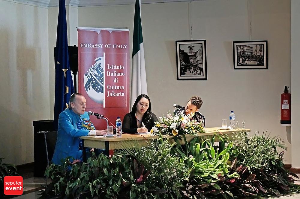 IIC Jakarta Presents Artist's Talk by Luigi Ontani (1).JPG