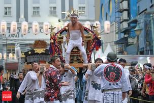 ENNICHISAI 2016 Hari Ke-1: Mulailah Keajaiban Cinta, Jepang dan Indonesia