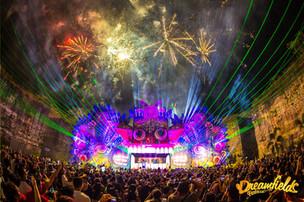 Dreamfields 2015, Pesta EDM Terbesar di Bali