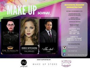 GLITZ & GLAM Makeup Seminar