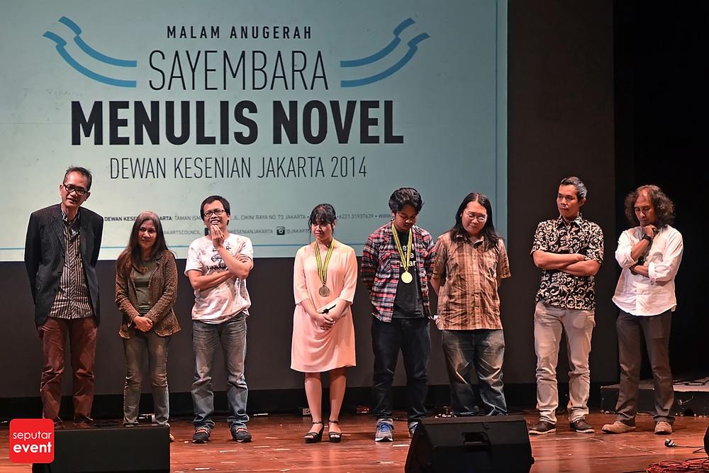 Sayembara Menulis Novel Dewan Kesenian Jakarta (DKJ) 2014 (2).JPG