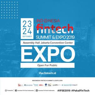 Indonesia Fintech Summit & Expo 2019