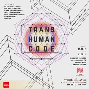Media Art Globale 2019: Transhuman Code