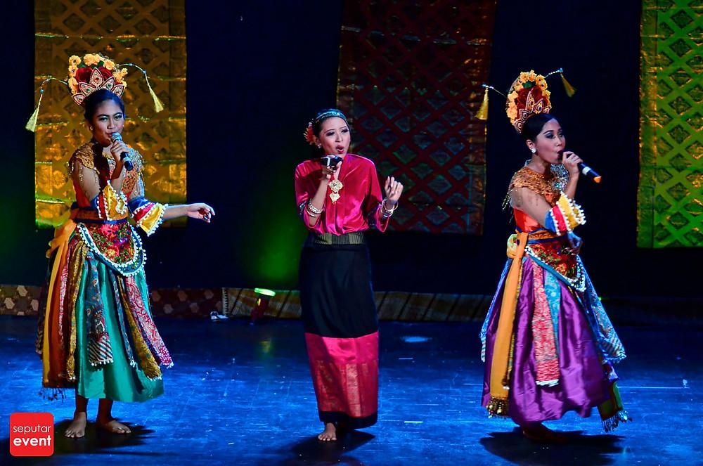 Baswara Gumita Nuswapada, Pergelaran Tari Pelepasan Duta Budaya (3).JPG