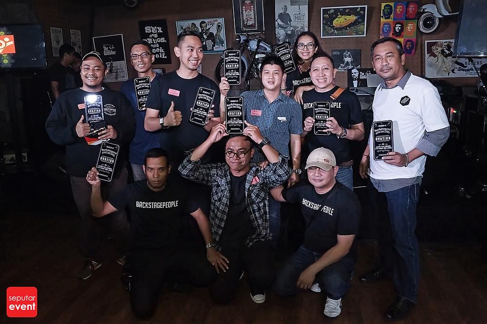 BACKSTAGERS ReGroup-2 Ajang Kumpul Pekerja Kreatif di Belakang Layar Panggung (7