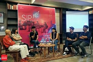 SIPFest 2108, Ajakan Bersenang-senang Dalam Seni