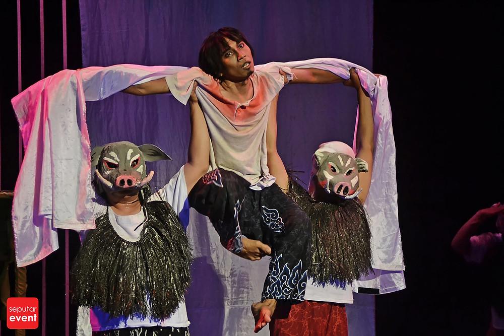 Festival Teater Jakarta; Kocak-Kacik oleh Teater El Nama (6).JPG