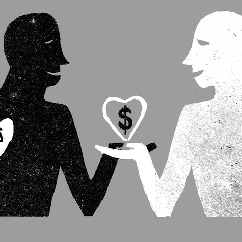 Balancing Relationships: The Over-Investor VS The Under-Investor