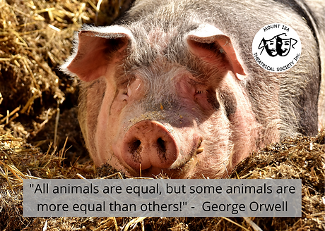 All animals are equal, but some animals