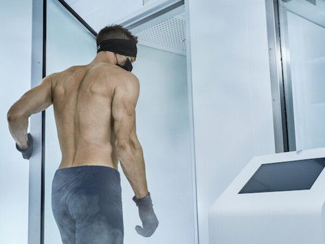 The 2021 Must-Try: Cryotherapy at LondonCryo