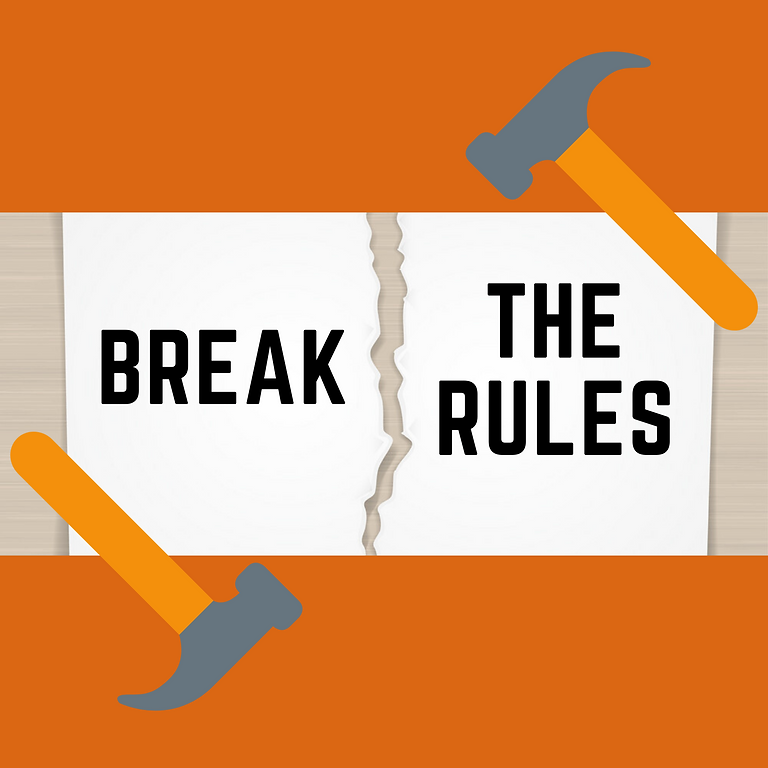 BREAKING THE RULES OF CLASSIC SCREENPLAYS