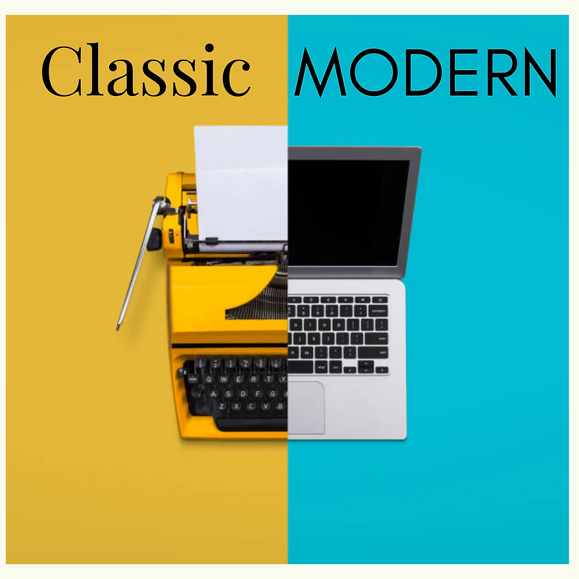 CLASSIC vs MODERN SCREENPLAY STRUCTURE