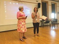 """EVANSTON ROUNDTABLE - """"HARLEY CLARKE GROUP PRESENTS PROPOSAL AT MEETING"""""""