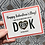 Thumbnail: Galentine's Drink Scratch Off Snarky Card
