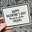 Thumbnail: Valentine's Orgasm Scratch Off Snarky Card