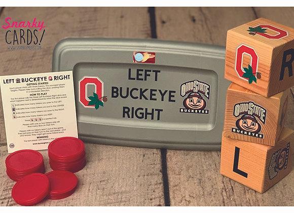 Left Buckeye Right