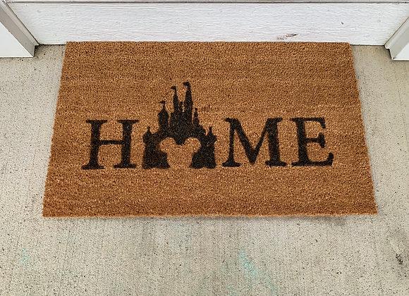 Castle Door Mat
