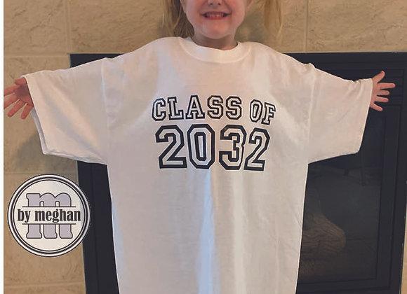 Class Of Shirt