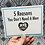 Thumbnail: Galentine's Need A Man Scratch Off Snarky Card