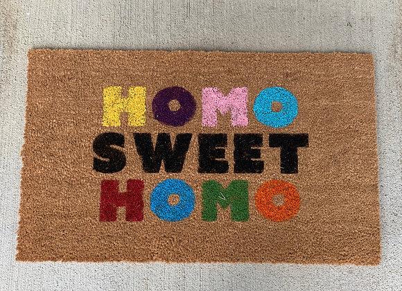 Homo Door Mat