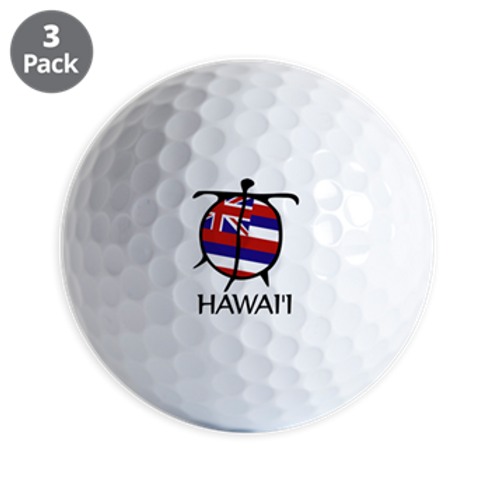 GOLF BALL HONU - SET OF THREE OUT OF STOCK