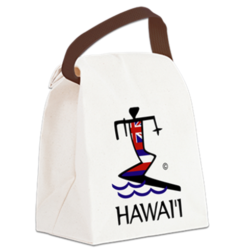 TOTE LUNCH BAG SURFER