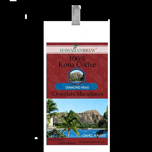 !00% Kona Coffee Regular    7 oz Diamond Head, Oahu