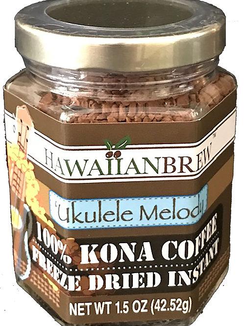 100% Kona Coffee Freeze Dried Instant #1 selling item in DFS Hawaii Epicure Dept
