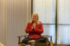 Tsultrim Allione | méditation | Rennes
