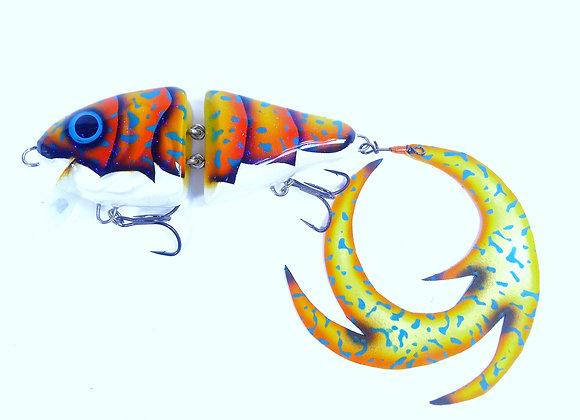 Crayfish Swim Mérou