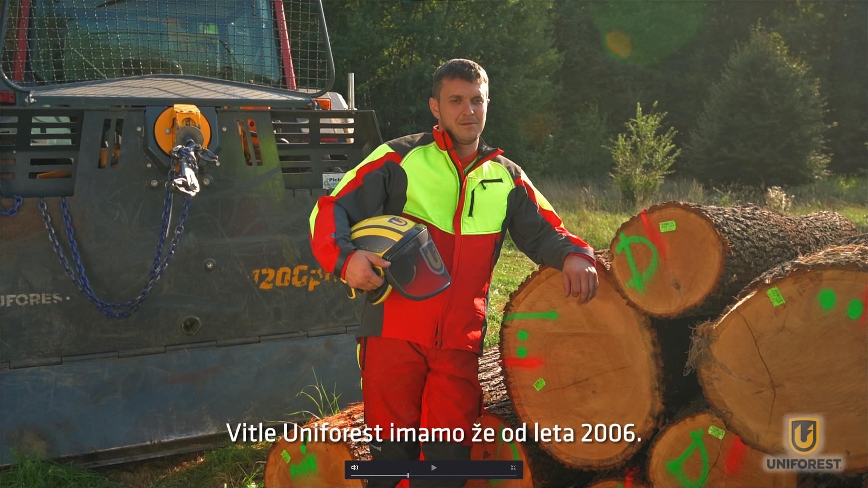 Testimonial video s podnapisi v 4 jezikih - slovenščina