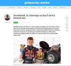 Primorske novice - Nik Ščulac