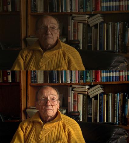 Still from documentary