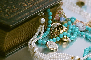 Jewelry Box Closeup