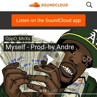 "Up And Coming Independent Artist OPPO Introducing His Latest Single To The World ""Myself"""