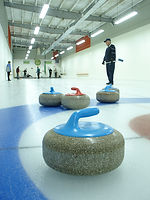 Milo Curling Club leagues and bonspiels
