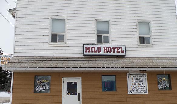 Milo Hotel Present Day