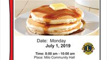 Canada Day Pancake Breakfast
