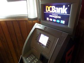 ATM in T's Saloon Milo Alberta