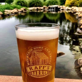 Buffalo Blonde Ale