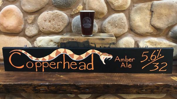 Copperhead Amber Ale