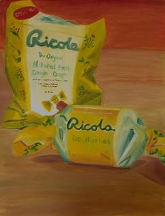 Ricola (Scale Study)