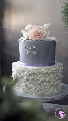 The I LOVE U Cake
