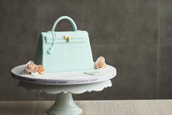 "The Handbag Cake 6""wide"