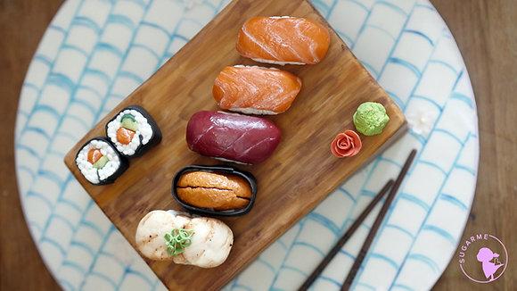 The Sushi Cake