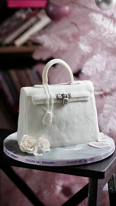 """The Handbag Cake 6""""wide"""