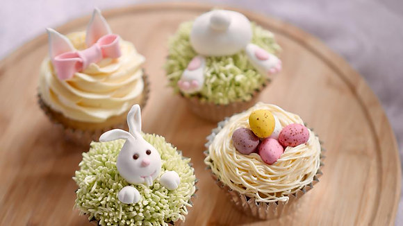 Easter Cupcakes (set of 12)