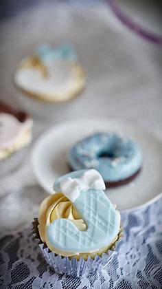Initial Cupcake